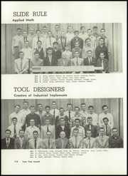 Page 118, 1955 Edition, Lane Technical High School - Lane Tech Prep Yearbook (Chicago, IL) online yearbook collection