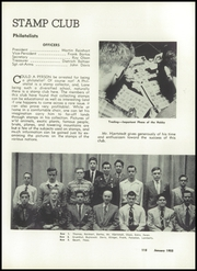 Page 119, 1955 Edition, Lane Technical High School - Lane Tech Prep Yearbook (Chicago, IL) online yearbook collection