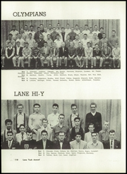 Page 122, 1955 Edition, Lane Technical High School - Lane Tech Prep Yearbook (Chicago, IL) online yearbook collection