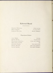 Page 12, 1909 Edition, Rockford College - Recensio / Cupola Yearbook (Rockford, IL) online yearbook collection