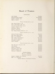 Page 14, 1911 Edition, Rockford College - Recensio Yearbook (Rockford, IL) online yearbook collection