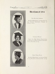 Page 16, 1915 Edition, Rockford College - Recensio Yearbook (Rockford, IL) online yearbook collection