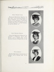 Page 17, 1915 Edition, Rockford College - Recensio Yearbook (Rockford, IL) online yearbook collection