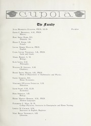 Page 13, 1920 Edition, Rockford College - Recensio Yearbook (Rockford, IL) online yearbook collection