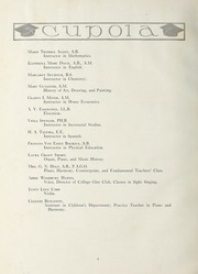 Page 14, 1920 Edition, Rockford College - Recensio Yearbook (Rockford, IL) online yearbook collection