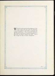Page 11, 1923 Edition, Rockford College - Recensio Yearbook (Rockford, IL) online yearbook collection
