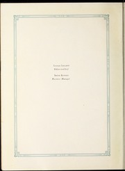 Page 6, 1923 Edition, Rockford College - Recensio Yearbook (Rockford, IL) online yearbook collection