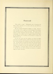Page 10, 1933 Edition, Rockford College - Recensio Yearbook (Rockford, IL) online yearbook collection