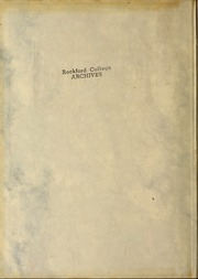 Page 2, 1933 Edition, Rockford College - Recensio Yearbook (Rockford, IL) online yearbook collection
