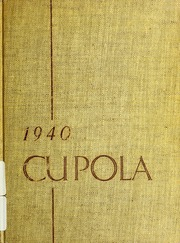 Page 1, 1940 Edition, Rockford College - Recensio / Cupola Yearbook (Rockford, IL) online yearbook collection