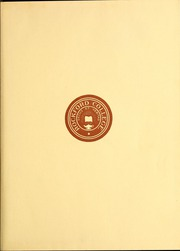 Page 3, 1940 Edition, Rockford College - Recensio / Cupola Yearbook (Rockford, IL) online yearbook collection