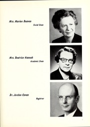 Page 11, 1949 Edition, Rockford College - Recensio Yearbook (Rockford, IL) online yearbook collection