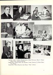 Page 17, 1949 Edition, Rockford College - Recensio Yearbook (Rockford, IL) online yearbook collection