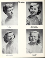 Page 16, 1953 Edition, Rockford College - Recensio Yearbook (Rockford, IL) online yearbook collection