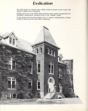 Page 6, 1953 Edition, Rockford College - Recensio Yearbook (Rockford, IL) online yearbook collection