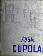 Rockford College - Recensio / Cupola Yearbook (Rockford, IL) online yearbook collection, 1954 Edition, Page 1