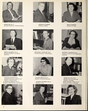 Page 10, 1955 Edition, Rockford College - Recensio Yearbook (Rockford, IL) online yearbook collection