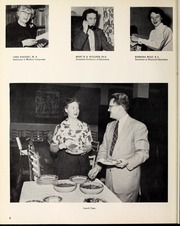 Page 12, 1955 Edition, Rockford College - Recensio Yearbook (Rockford, IL) online yearbook collection