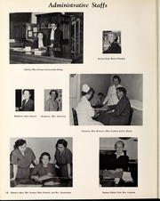 Page 14, 1955 Edition, Rockford College - Recensio Yearbook (Rockford, IL) online yearbook collection