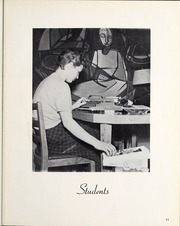 Page 15, 1955 Edition, Rockford College - Recensio Yearbook (Rockford, IL) online yearbook collection
