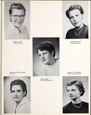 Page 17, 1955 Edition, Rockford College - Recensio Yearbook (Rockford, IL) online yearbook collection