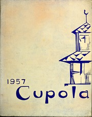 Rockford College - Recensio / Cupola Yearbook (Rockford, IL) online yearbook collection, 1957 Edition, Page 1