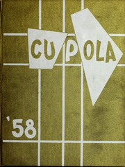 Rockford College - Recensio / Cupola Yearbook (Rockford, IL) online yearbook collection, 1958 Edition, Page 1