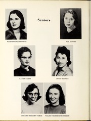 Page 10, 1958 Edition, Rockford College - Recensio Yearbook (Rockford, IL) online yearbook collection