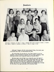 Page 11, 1958 Edition, Rockford College - Recensio Yearbook (Rockford, IL) online yearbook collection