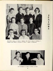 Page 12, 1958 Edition, Rockford College - Recensio Yearbook (Rockford, IL) online yearbook collection