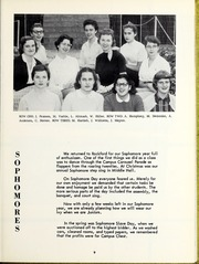 Page 13, 1958 Edition, Rockford College - Recensio Yearbook (Rockford, IL) online yearbook collection