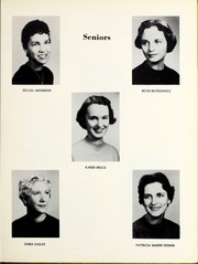 Page 7, 1958 Edition, Rockford College - Recensio Yearbook (Rockford, IL) online yearbook collection
