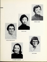 Page 9, 1958 Edition, Rockford College - Recensio Yearbook (Rockford, IL) online yearbook collection