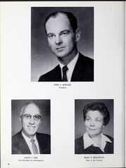 Page 10, 1961 Edition, Rockford College - Recensio Yearbook (Rockford, IL) online yearbook collection