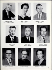 Page 11, 1961 Edition, Rockford College - Recensio Yearbook (Rockford, IL) online yearbook collection