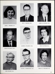 Page 17, 1961 Edition, Rockford College - Recensio Yearbook (Rockford, IL) online yearbook collection