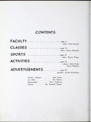 Page 8, 1961 Edition, Rockford College - Recensio Yearbook (Rockford, IL) online yearbook collection