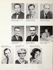 Page 12, 1963 Edition, Rockford College - Recensio / Cupola Yearbook (Rockford, IL) online yearbook collection