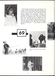 Page 8, 1966 Edition, Rockford College - Recensio / Cupola Yearbook (Rockford, IL) online yearbook collection