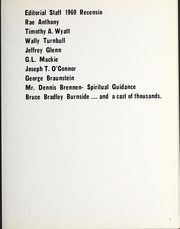 Page 5, 1969 Edition, Rockford College - Recensio Yearbook (Rockford, IL) online yearbook collection