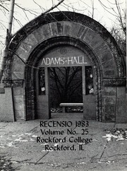Page 3, 1983 Edition, Rockford College - Recensio Yearbook (Rockford, IL) online yearbook collection