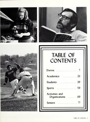 Page 5, 1983 Edition, Rockford College - Recensio Yearbook (Rockford, IL) online yearbook collection