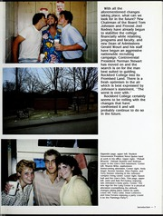 Page 11, 1987 Edition, Rockford College - Recensio Yearbook (Rockford, IL) online yearbook collection