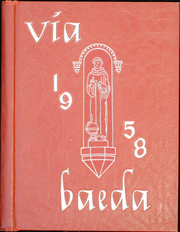 Page 1, 1958 Edition, Saint Bede Academy - Via Baeda Yearbook (Peru, IL) online yearbook collection