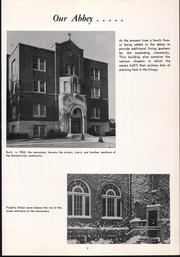Page 15, 1958 Edition, Saint Bede Academy - Via Baeda Yearbook (Peru, IL) online yearbook collection
