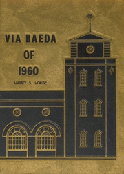 Page 1, 1960 Edition, Saint Bede Academy - Via Baeda Yearbook (Peru, IL) online yearbook collection