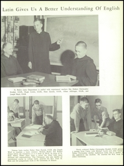 Page 55, 1960 Edition, Saint Bede Academy - Via Baeda Yearbook (Peru, IL) online yearbook collection