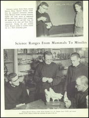 Page 61, 1960 Edition, Saint Bede Academy - Via Baeda Yearbook (Peru, IL) online yearbook collection