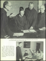 Page 62, 1960 Edition, Saint Bede Academy - Via Baeda Yearbook (Peru, IL) online yearbook collection