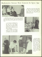 Page 63, 1960 Edition, Saint Bede Academy - Via Baeda Yearbook (Peru, IL) online yearbook collection